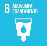 6 Água limpa e saneamento