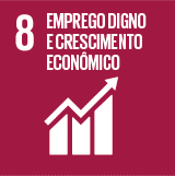 8 Emprego digno e crescimento econômico