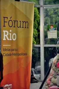 4º Fórum Rio - Senador Camará