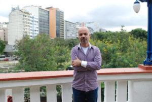 Ibis Silva. Foto : Josué Júnior / BlogVersãoMacuina