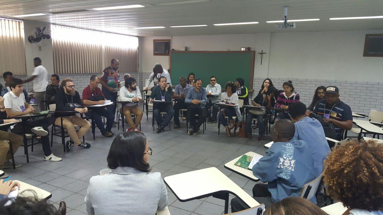 Grupo de Discussão Mobilidade Urbana